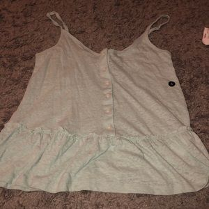 Brand new Abercrombie& Fitch tank top